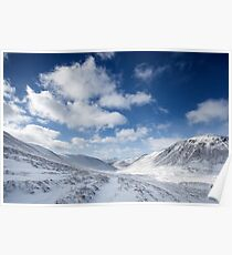Cairngorms National Park Poster