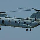 CH-46 Sea Knight by ScottH711