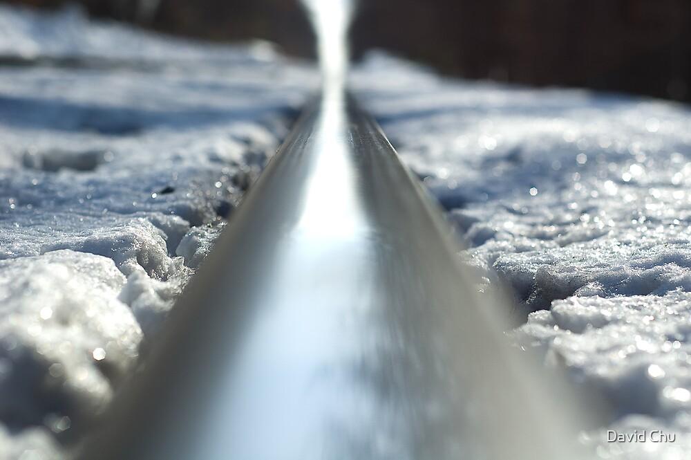 Train Track by David Chu