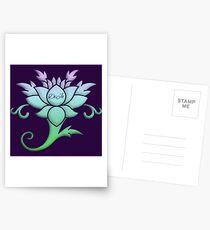 Lotus Postcards