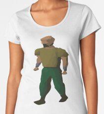 Runescape Default Character Women's Premium T-Shirt