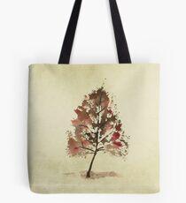 Leaf Print - 03A Tote Bag