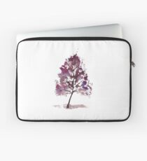 Leaf Print - 03C (with transparency) Laptop Sleeve