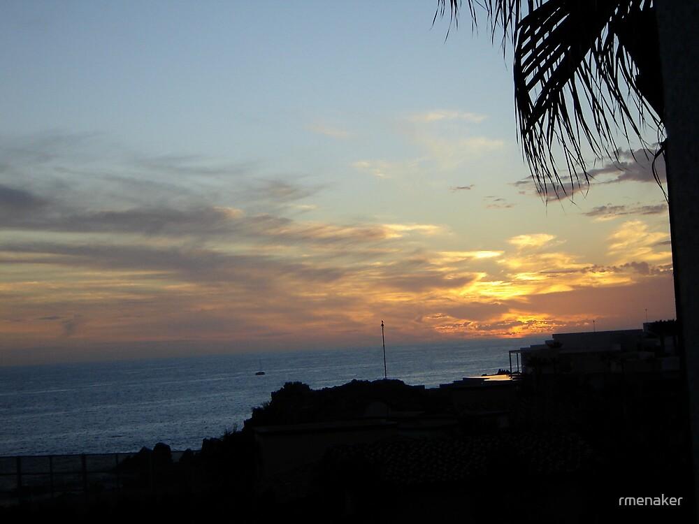 Sunset Cabo San Lucas by rmenaker
