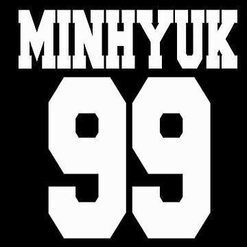 Astro Minhyuk/Rocky by Sakshik1234
