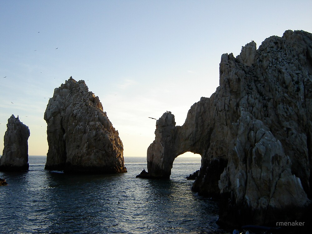 Land's End Arch Cabo San Lucas by rmenaker