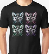 Pop Art Kitty Unisex T-Shirt