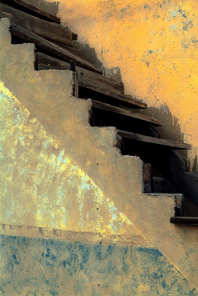 Superior Stairs  by Bob Miller