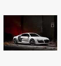 Jose Togle's Audi R8 RS Photographic Print