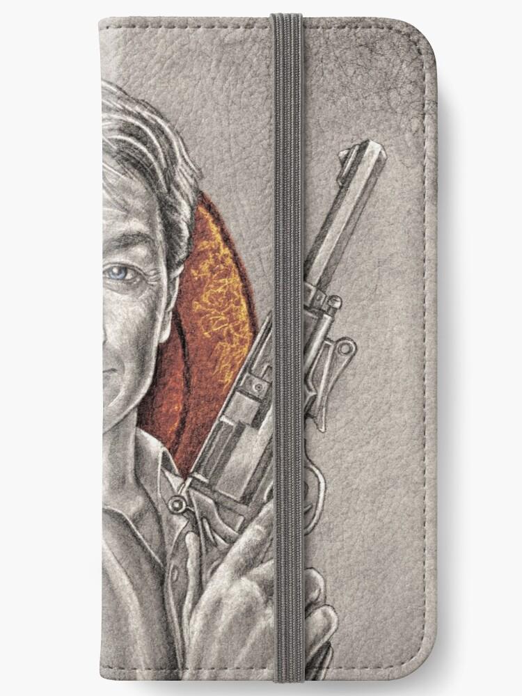 Serenity – Malcom Reynolds by Wm. Randal Painter