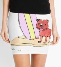 Desert Surfing Mini Skirt
