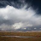 Kyrgyzstan Landscape by Gillian Anderson LAPS, AFIAP