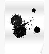Space Mercenary Ver.1 Poster