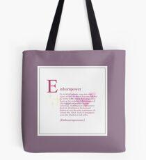 Einhornpower - special edition Tote Bag