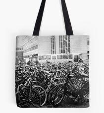 Leyden Station Tote Bag