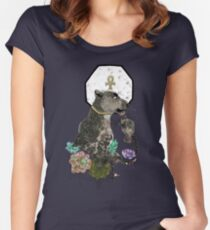 home sweet home Women's Fitted Scoop T-Shirt