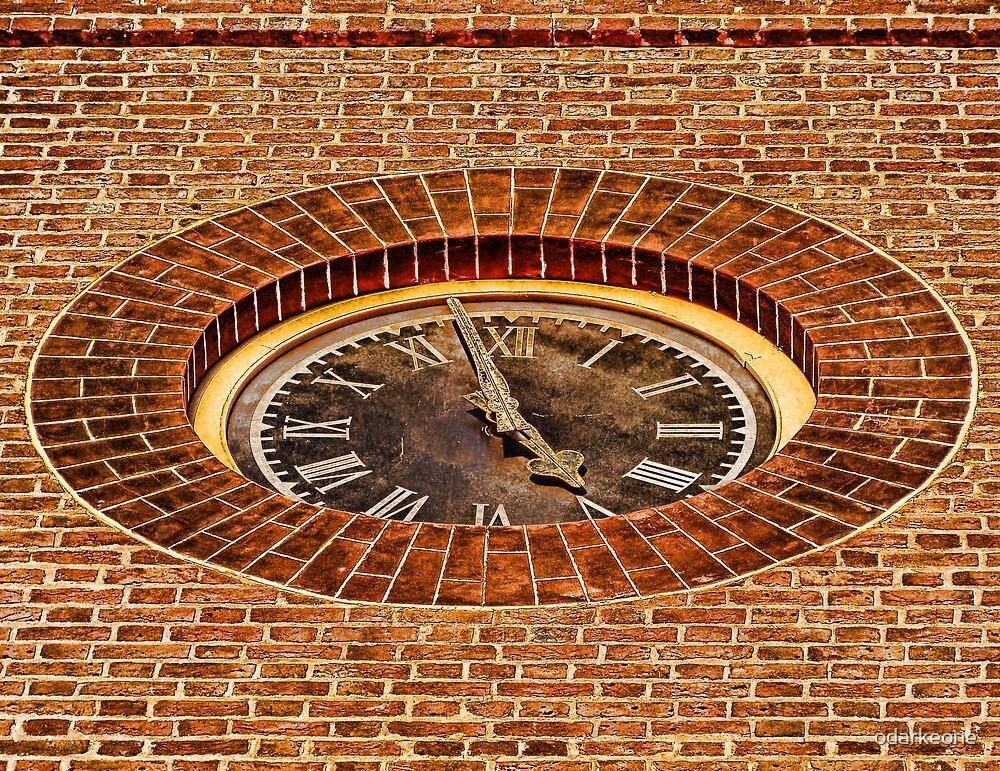 St Thomas Clock by odarkeone