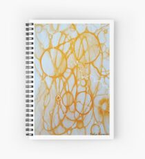 Happy Energatic Neurographic circles   Spiral Notebook