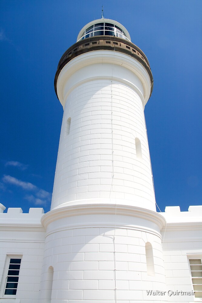 Byron Bay Lighthouse by Walter Quirtmair