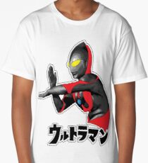 Ultraman -  The Destroyer and the Savior Long T-Shirt