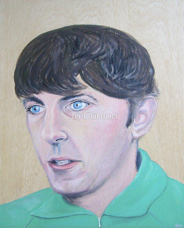 Peter Cook by Jo Conlon