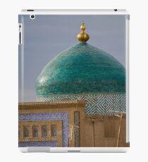 Green dome iPad Case/Skin