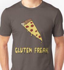 Gluten freak pizza T-Shirt