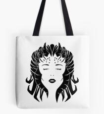 Lilith B&W Tote Bag