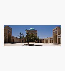 Mir-i-Arab Madrassa Photographic Print
