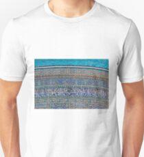Kalon mosque colour, Bukhara Unisex T-Shirt