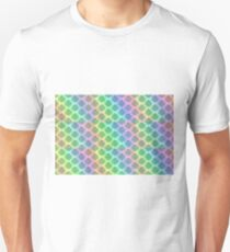 Psychedelic pattern 1 Unisex T-Shirt