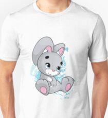 funny rabbits Unisex T-Shirt