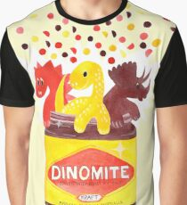 Dino-Mite - By Merrin Dorothy Graphic T-Shirt