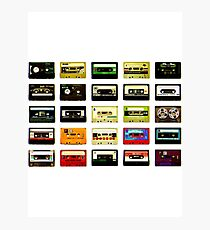 #Music Photographic Print