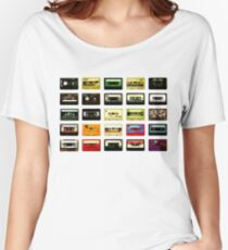 #Music Women's Relaxed Fit T-Shirt