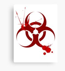 Bloody Hell Canvas Print
