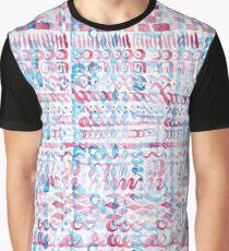 Brush Strokes Graphic T-Shirt