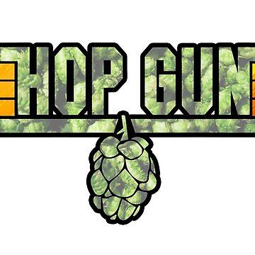HOP GUN by ThinkyPain