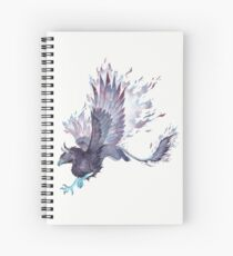 Space Gryphon Spiral Notebook
