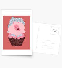 Cupcake Lion Cartes postales