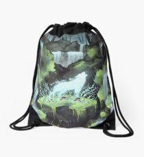 Forest Spirit Drawstring Bag