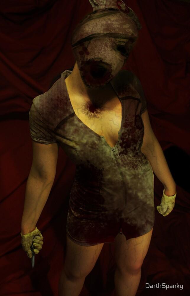 Spankified Nurse by DarthSpanky