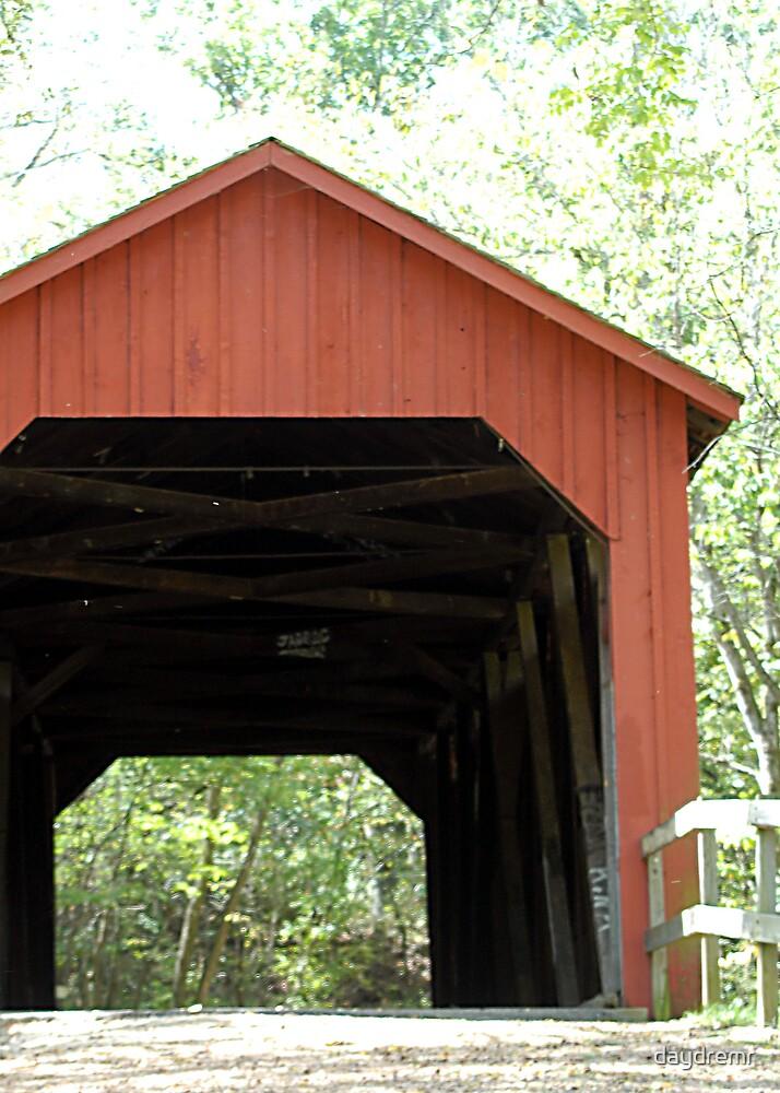 Covered Bridge 2 by daydremr
