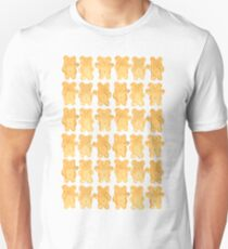 Tiny Teddies - By Merrin Dorothy Unisex T-Shirt