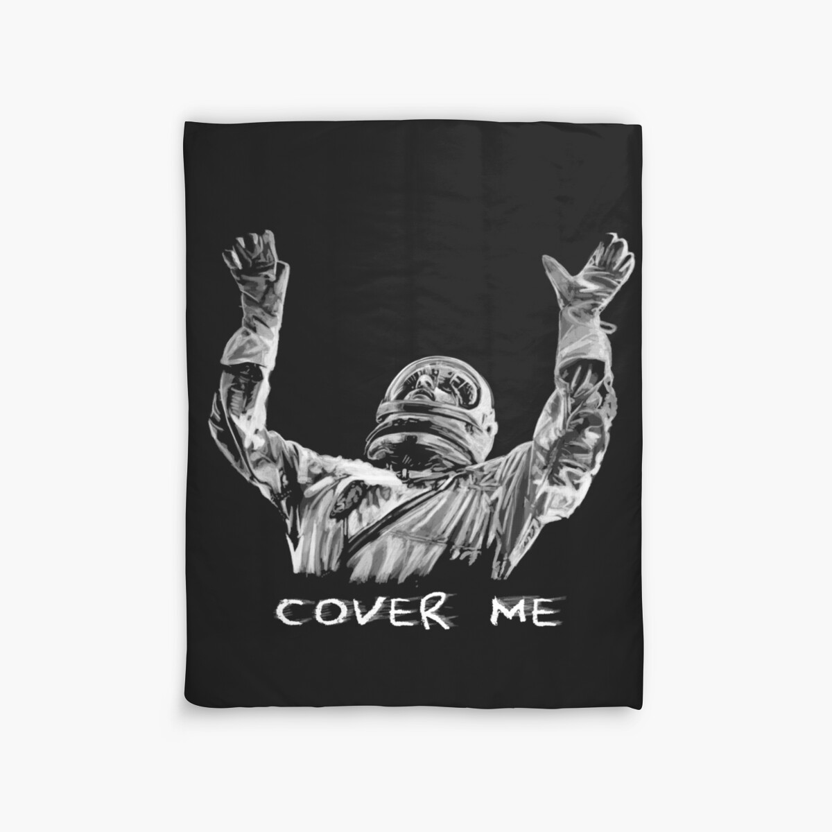 depeche mode dave gahan cover me txt duvet covers by luc lambert redbubble. Black Bedroom Furniture Sets. Home Design Ideas