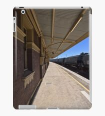 Train Station in Goulburn/NSW/Australia (14) iPad Case/Skin