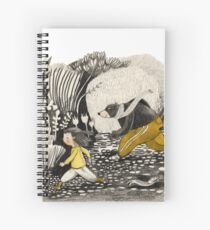 slow running Spiral Notebook