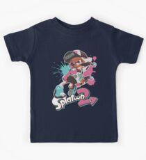Splatoon 2 Inkling Girl Kids Clothes