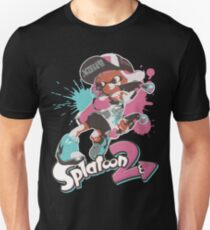 Splatoon 2 Inkling Girl T-Shirt