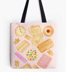 Biscuits In Bed - By Merrin Dorothy Tote Bag